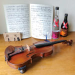 No.11 ネコの手を借りる? ヴァイオリンワークショップ</br>-With the Help of a Cat? A Violin Workshop-