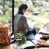 No.15 絵本好きあつまれー!! えんがわ読書とmy絵本づくり</br>-Join Us, Picture Book Lovers!! –  Reading and Picture Book Making on a Farmhouse 